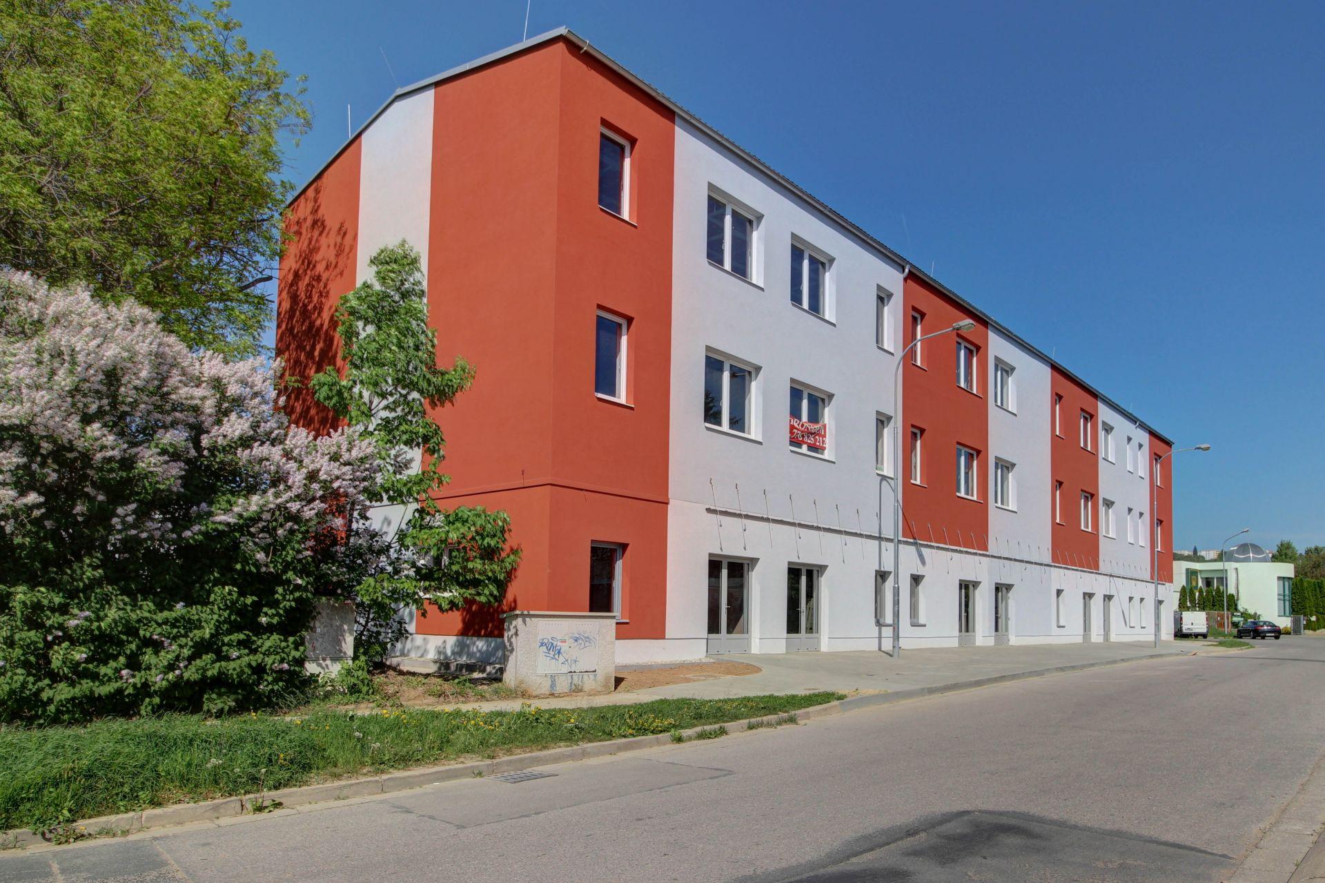 OP Maloměřice - pronájem obchodních prostor Brno